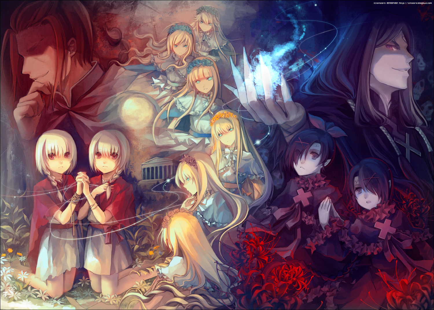 Anime Girls Wallpapers Pack 22 04 12