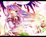 Konachan.com - 94883 bunny_ears bunnygirl long_hair possible_duplicate purple_hair red_eyes reisen_udongein_inaba touhou