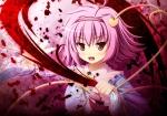 Konachan.com - 95025 akashio komeiji_satori pink_hair red_eyes touhou
