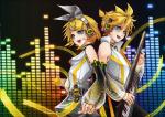 Konachan.com - 93549 kagamine_len kagamine_rin len_append rin_append vocaloid