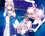 Konachan.com - 94436 blonde_hair blue_hair kagamine_rin meltdown_(vocaloid) vocaloid