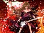 Konachan.com - 94964 guitar kagamine_rin vocaloid