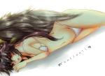 Konachan.com - 98156 bikini black_hair pesoko red_eyes reiuji_utsuho swimsuit touhou white wings