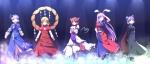 Konachan.com - 98425 chen konpaku_youmu moriya_suwako nazrin reisen_udongein_inaba ryosios touhou