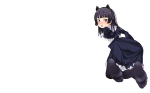 Konachan.com - 88019 animal_ears ass blush gokou_ruri headband maid ore_no_imouto_ga_konnani_kawaii_wake_ga_nai white
