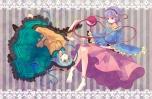Konachan.com - 104731 komeiji_koishi komeiji_satori kuroge touhou