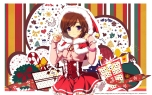 Konachan.com - 150932 alpha christmas jpeg_artifacts tagme
