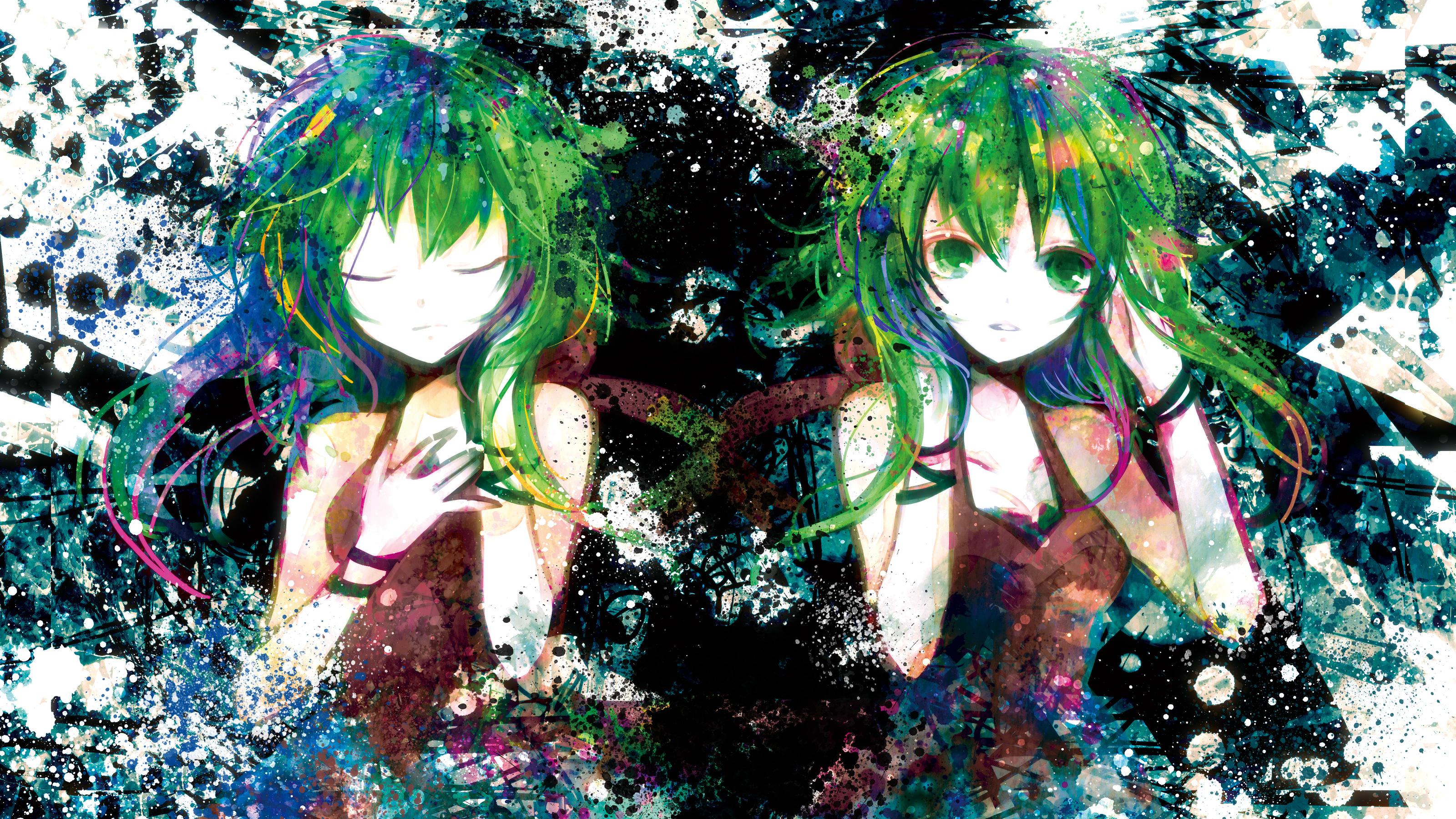 windows 7 anime girl wallpaper