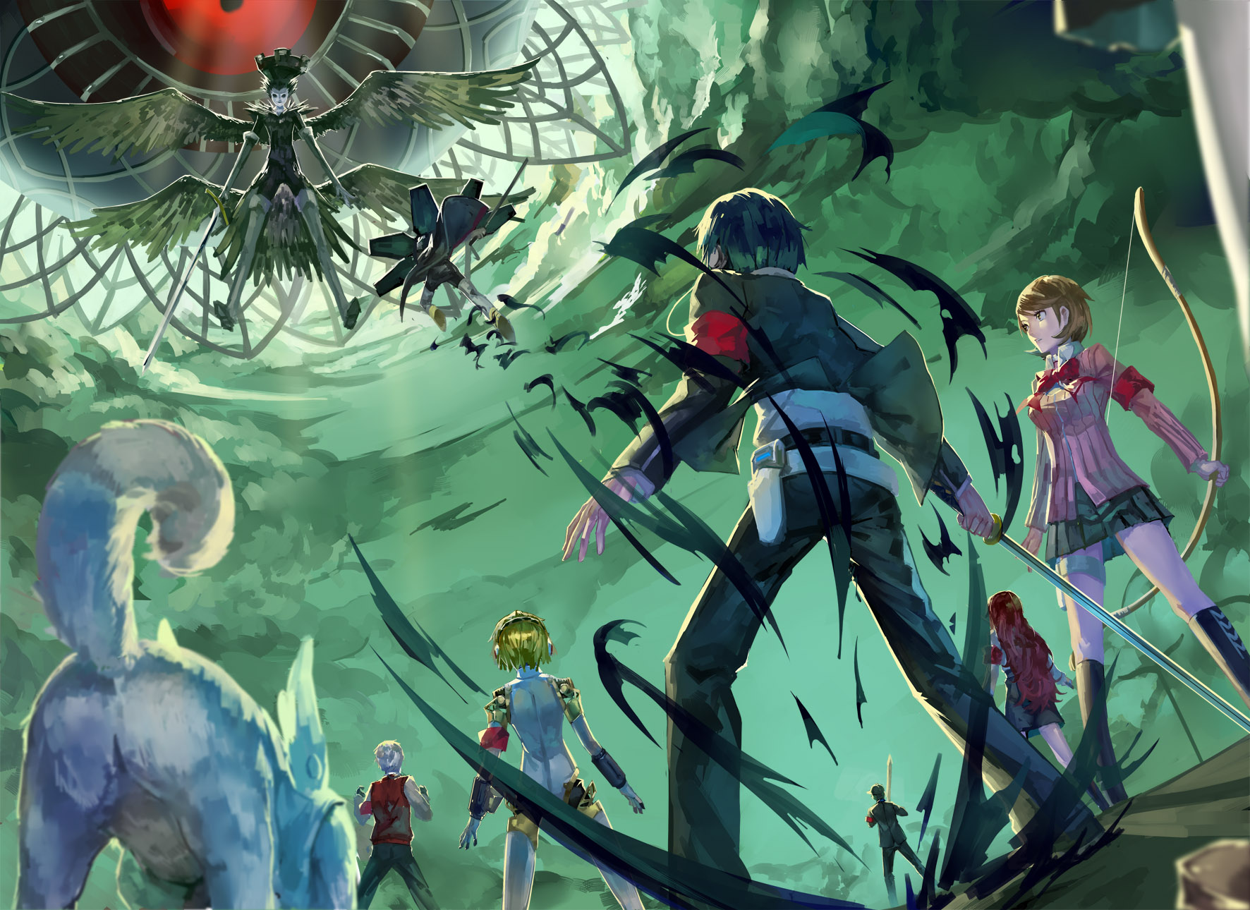Wallpaper Of The Week Persona 3