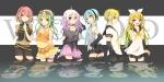 Konachan.com - 172245 aqua_eyes aqua_hair blonde_hair blue_eyes green_eyes green_hair gumi ia kagamine_len kagamine_rin long_hair pink_hair purple_hair short_hair vocaloid
