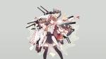 Konachan.com - 177638 haruna_(kancolle) hiei_(kancolle) kantai_collection kirishima_(kancolle) kongou_(kancolle)