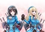 Konachan.com - 177657 atago_(kancolle) kantai_collection tagme tagme_(artist) takao_(kancolle)