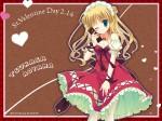 Konachan.com - 52571 aoyama_tsukasa natsu_yume_nagisa valentine