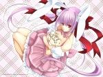 Konachan.com - 6344 bunnygirl di_gi_charat usada_hikaru valentine