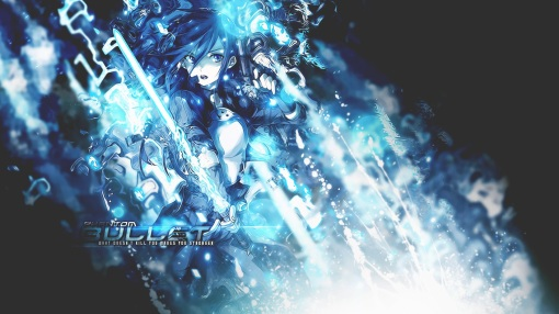 Konachan.com - 185896 blue blue_eyes gun kirigaya_kazuto lightsaber photoshop sword sword_art_online watermark weapon