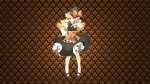 Konachan.com - 146567 blonde_hair bow halloween hat kirisame_marisa photoshop touhou witch
