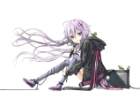 Konachan.com - 188149 animal bird long_hair microphone pink_eyes pink_hair thighhighs toritori_(yakitoriya) vocaloid yuzuki_yukari