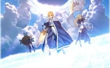 Konachan.com - 186418 fate_apocrypha fate_stay_night jeanne_d'arc jeanne_d'arc_(fate_apocrypha) saber takeuchi_takashi