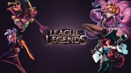 Konachan.com - 191600 ahri_(league_of_legends) animal_ears league_of_legends lulu miss_fortune photoshop riven_(league_of_legends)