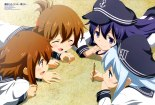 yande.re 309303 akatsuki_(kancolle) hibiki_(kancolle) ikazuchi_(kancolle) inazuma_(kancolle) kantai_collection ogawa_akane seifuku