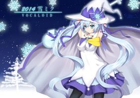 Konachan.com - 190085 hatsune_miku sugar_sound vocaloid yuki_miku