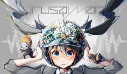 Konachan.com - 191793 blue_eyes goggles hat hatsune_miku nou twintails vocaloid wristwear