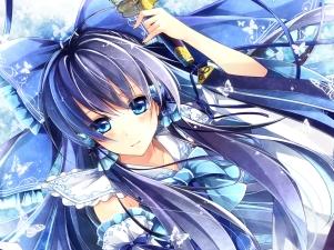 Konachan.com - 195579 hakurei_reimu japanese_clothes miko mochizuki_shiina sword touhou weapon