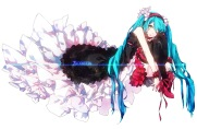 Konachan.com - 195052 7th_dragon_2020 hatsune_miku jpeg_artifacts mochi_(kokologic) vocaloid