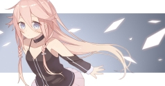 Konachan.com - 195267 blue_eyes braids ia long_hair nagitoki vocaloid