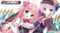 Konachan.com - 191151 2girls cabbit hakoniwa_logic hat iriya_koko maezono_kirika pantyhose seifuku thighhighs yukie