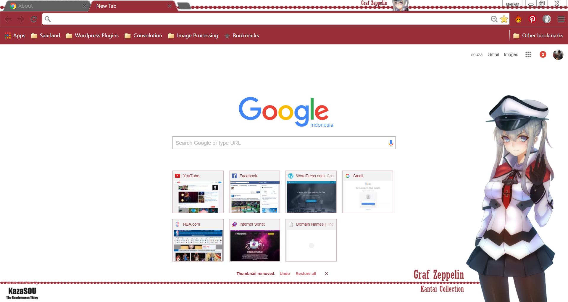 Google themes nba - Graf_zeppelin_chrome2