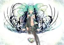 Konachan.com - 199694 aqua_eyes aqua_hair breasts hatsune_miku long_hair thighhighs tie twintails vocaloid