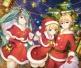 Konachan.com - 212125 animal_ears christmas hatsune_miku kagamine_len kagamine_rin male qingshui_ai thighhighs vocaloid