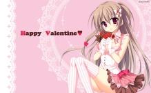 Konachan.com - 178028 brown_hair karumaruka_circle long_hair matsumiya_kiseri narumi_an saga_planets valentine