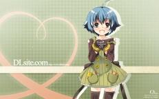Konachan.com - 205695 dlsite.com elle_sweet original refeia valentine