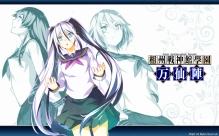 Konachan.com - 197147 g_yuusuke light long_hair seifuku skirt sousyu_sensinkan-gakuen_bansenjin tagme_(character) twintails
