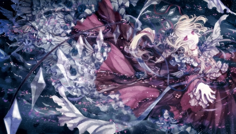 Konachan.com - 219020 flandre_scarlet touhou yasato