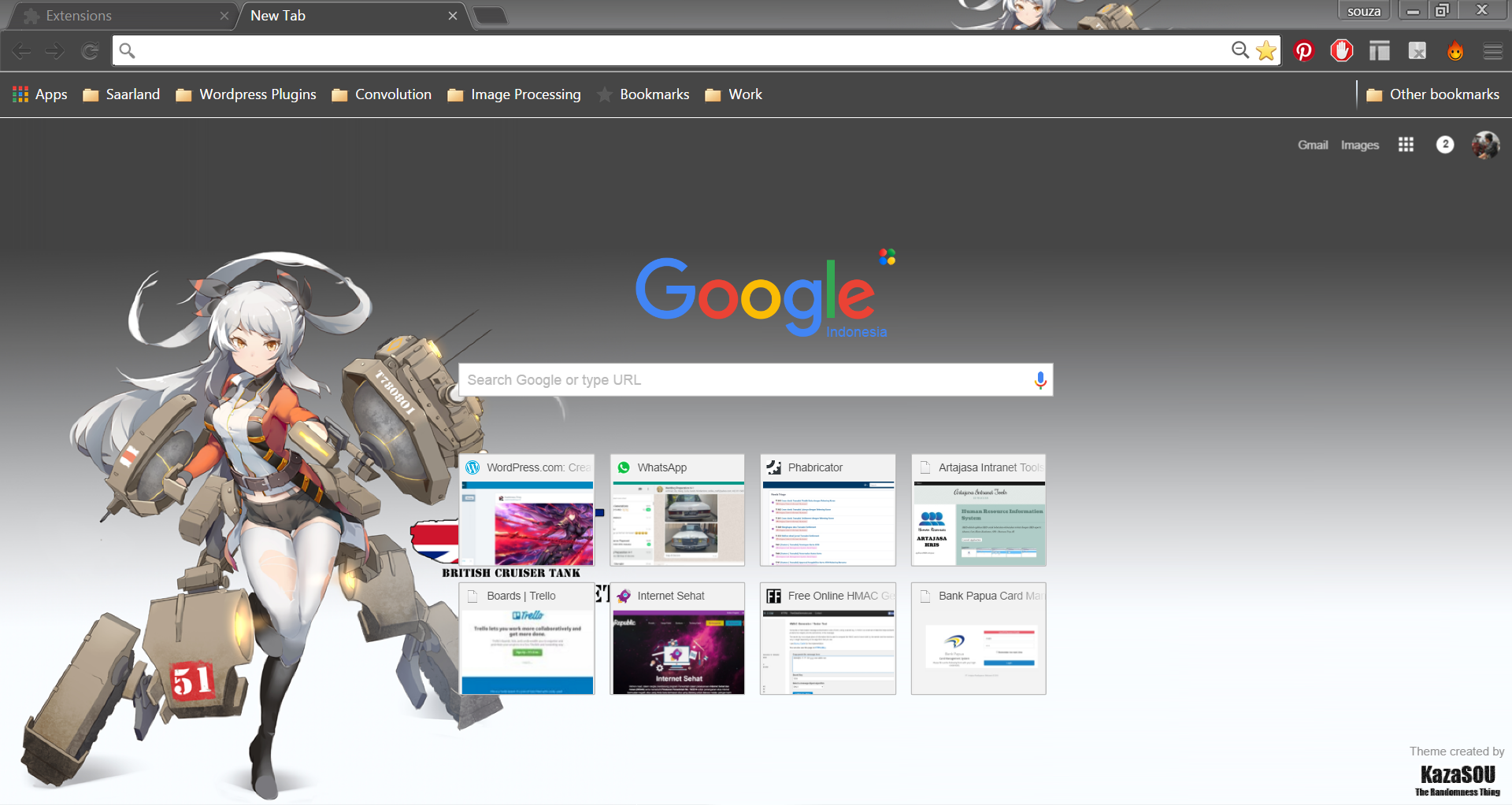 Gmail themes free online - A34_comet_chrome