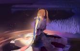 konachan-com-194906-blonde_hair-cao_xiong-dress-fate_stay_night-ponytail-saber
