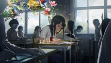 konachan-com-201455-animal-black_hair-flowers-jpeg_artifacts-original-rose-seifuku-tsukun112