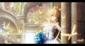 konachan-com-205312-blonde_hair-butterfly-dress-elbow_gloves-fate_stay_night-flowers-magicians-saber-wedding_attire