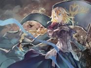 konachan-com-213803-animal-armor-avamone-bird-blonde_hair-blue_eyes-braids-chain-dress-fate_apocrypha-fate_grand_order-fate_stay_night-headdress-long_hair-ponytail-tree