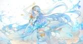 konachan-com-217755-blue_hair-dress-fire_emblem-fire_emblem_fates-garter-green_eyes-long_hair-lulu_season-necklace-polychromatic-takawashi_nagisa