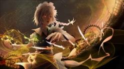 konachan-com-221676-izayoi_sakuya-knife-magic-maid-radiosity_yousei-touhou-weapon