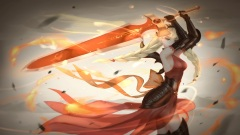 konachan-com-221936-armor-braids-puzzle__dragons-sword-tsuruki_noki-valkyrie_pd-weapon