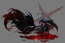 yande-re-331131-blood-cleavage-hanaboo-heels-weapon