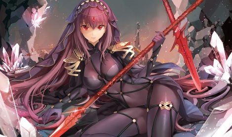 yande-re-375677-ice_aptx-bodysuit-fate_grand_order-scathach_fate_grand_order-weapon