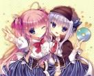 konachan-com-203564-cabbit-hakoniwa_logic-iriya_koko-maezono_kirika-scan-yukie