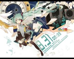 konachan-com-205939-fuuko_2679566944-hatsune_miku-long_hair-microphone-paper-skirt-thighhighs-twintails-vocaloid