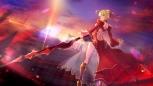 konachan-com-235130-asanokawa-blonde_hair-boots-braids-clouds-dress-fate_extra-fate_series-green_eyes-ribbons-saber-saber_extra-see_through-sky-sword-weapon